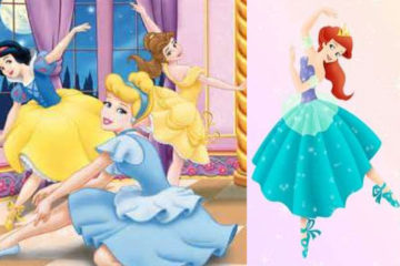 Princess Dance Camp - July 10th-14th & August 14th-18th
