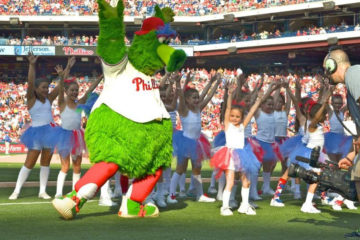 Phillies Dance Camp - July 17th-21st