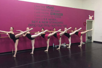 Summer Dance Intensive  August 7th-11th