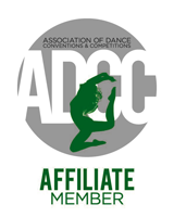 Association of Dance Conventions & Competitions Affiliate Member