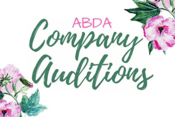 Company Auditions - Wednesday, September 2nd