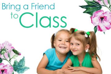 Bring a Friend Week at ABDA!