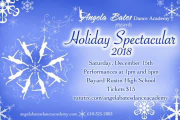 3rd Annual Holiday Spectacular 2018