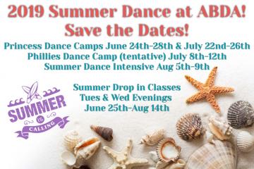 2019 Summer Dance