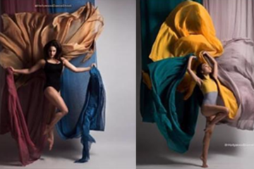 Code Art Photography - Hollywood Dance Shoot